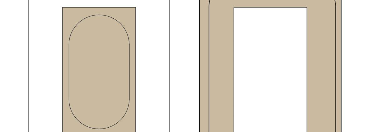 Modellbahnanlage. Wer an der Wand entlang baut, vergrößert das Potenzial seiner Modellbahnanlage