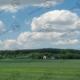 Modellbahn-Hintergrund Münsterland Teil 1