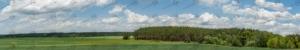 Modellbahn-Hintergrund Münsterland Teil 2