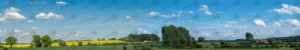 Modellbahn-Hintergrund Münsterland Teil 4