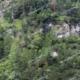Bewaldeter Steilhang Teil 2 – Modellbahn Hintergrund 300 x 50 cm 7