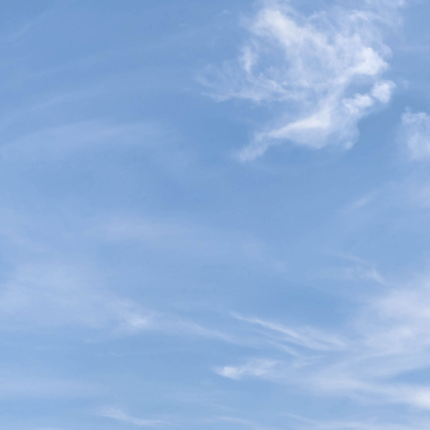Endloser Himmel Teil 2 – Modellbahn Hintergrund 300cm x 50 cm 2