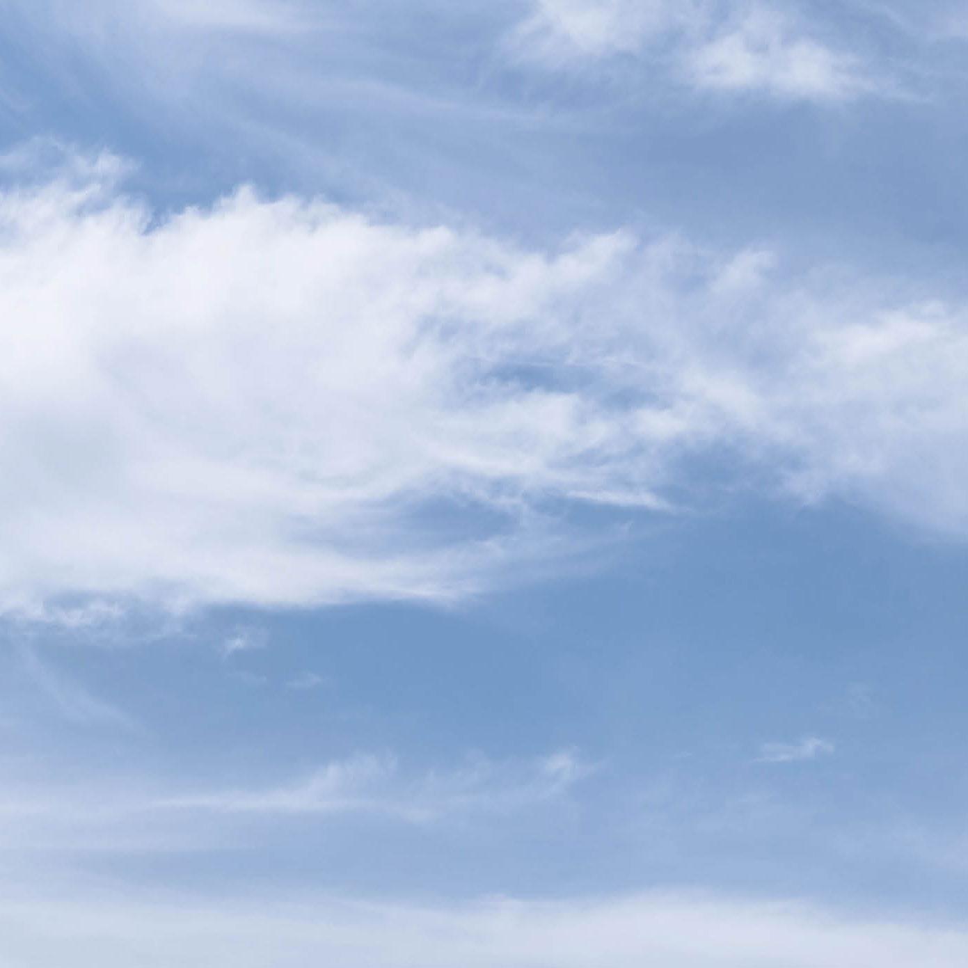 Endloser Himmel Teil 3 – Modellbahn Hintergrund 300cm x 50 cm 2