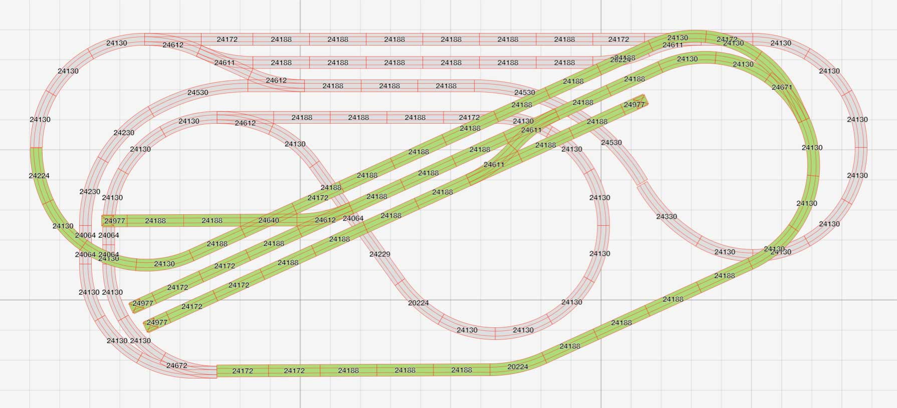 Gleisplan-H0-maerklin-c-gleis-3mx1,4m-001 3