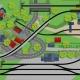 H0 Gleisplan mit dem Märklin C-Gleis