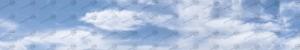 Endloser Himmel Teil 3 – Modellbahn Hintergrund 300cm x 50 cm 3