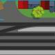 H0 Landbahnhof mit dem PIKO A Gleis