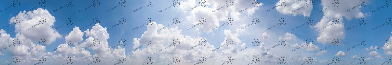 Endloser Himmel 360° – Modellbahn Hintergrund von MODELLBAHNING.DE