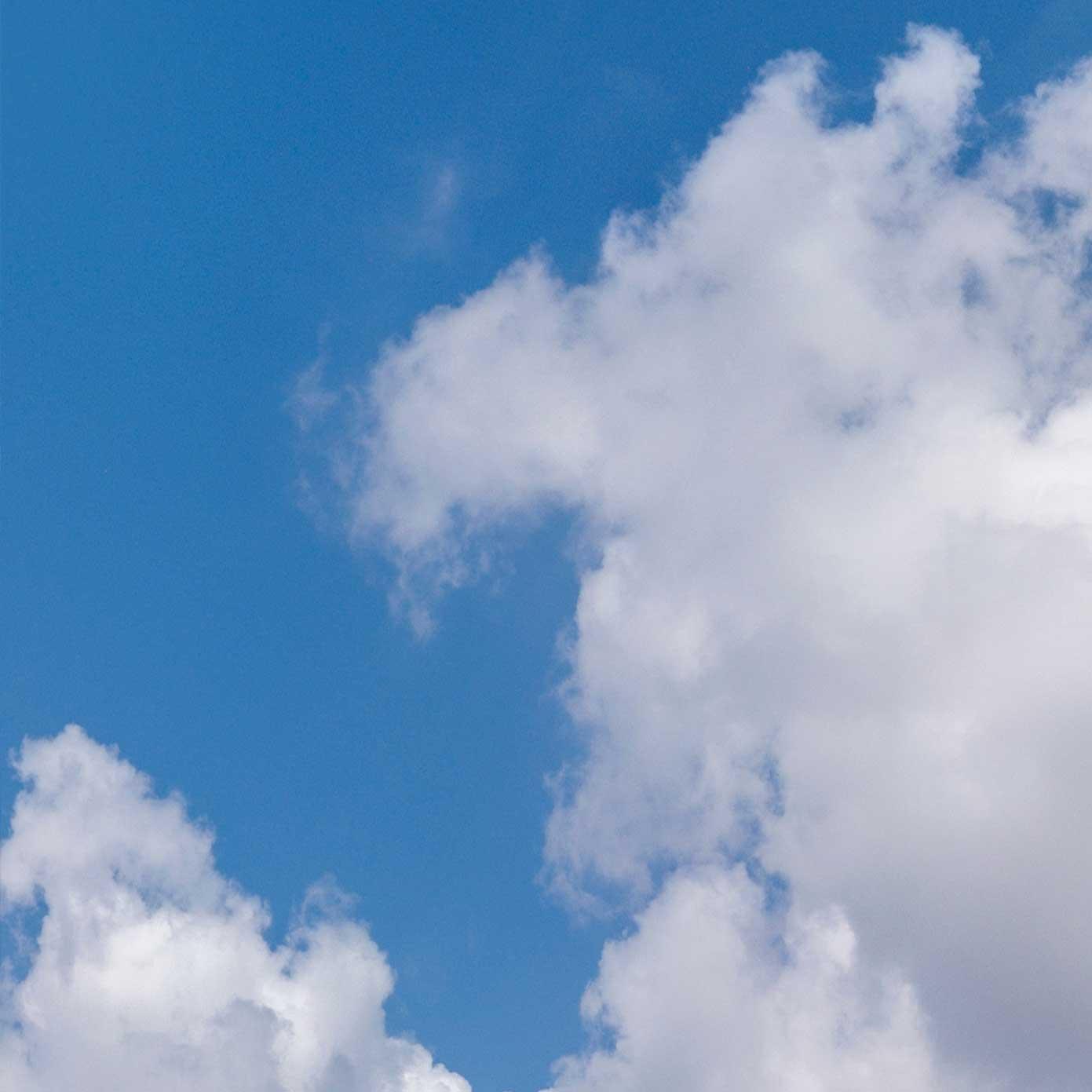 Endloser Himmel – Modellbahn Hintergrund 360° 2