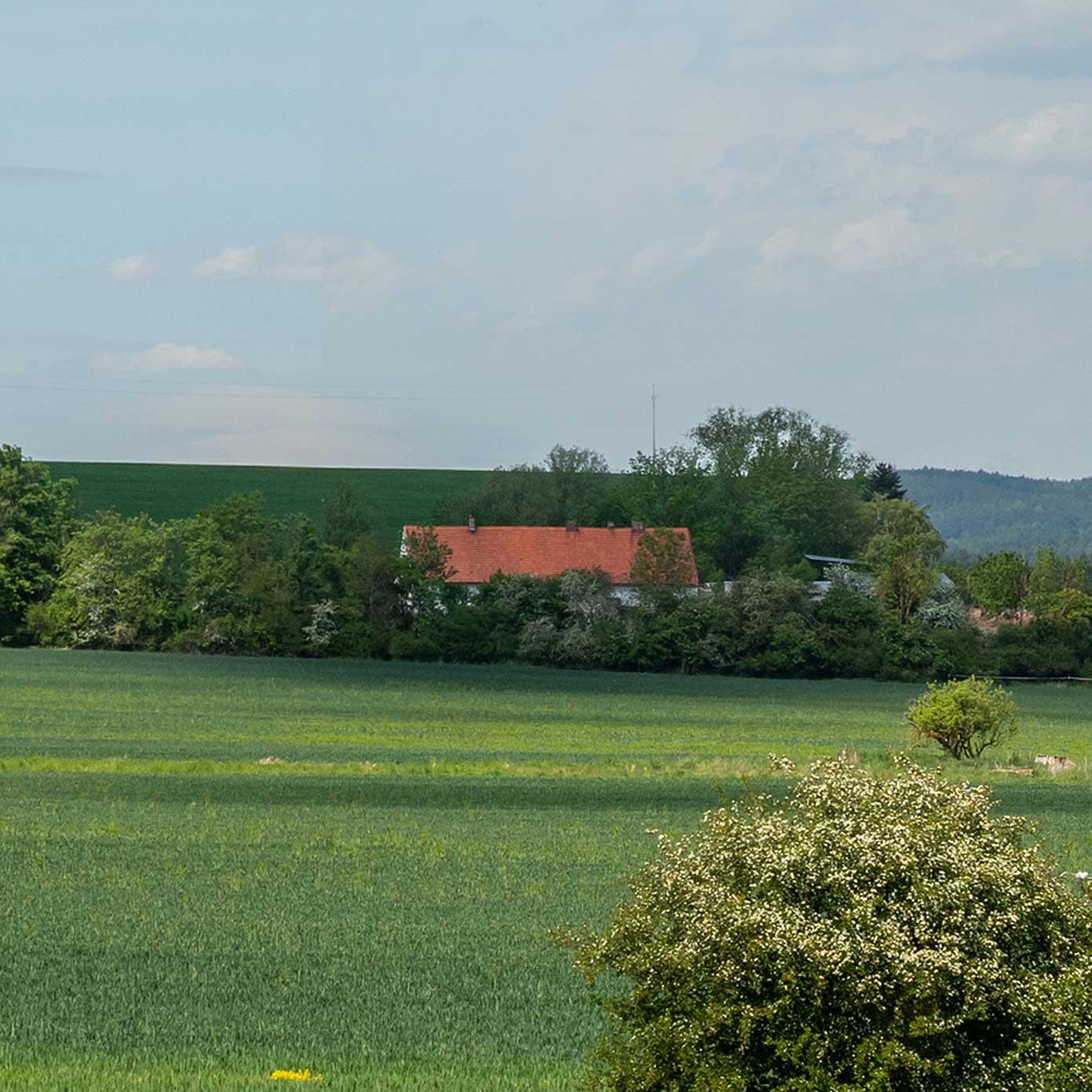 Münsterland Teil 1 – Modellbahn Hintergrund 300cm x 50 cm 2