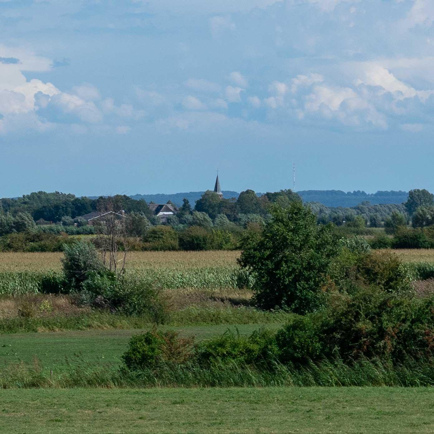 Münsterland Teil 4 – Modellbahn Hintergrund 300cm x 50 cm 2