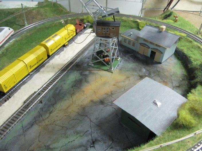 Pepe's H0 Gleisplan: gelungene Märklin-Anlage mit dem C-Gleis 1