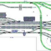 Märklin Gleisplan von Pepe aus dem Märklin H0 Forum