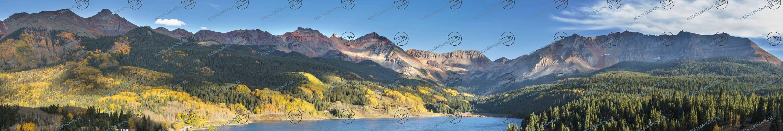 Modellbahn-Kulisse High Rocky Mountains Webansicht