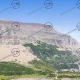 Montana, Glacier National Park Modellbahn Hintergrund 3 Meter Mal 50 cm